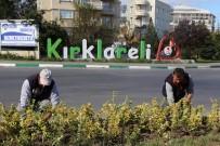 MEHMET SIYAM KESIMOĞLU - Kırklareli'de Çevre Düzenleme Çalışmaları