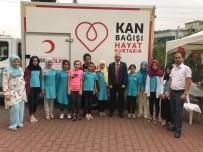 CAMİ İMAMI - Kızılay'a Kan Bağışında Mahalleler Yarışıyor