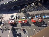 KÖLN - Köln'de Rehine Olayı