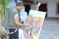 TACIKISTAN - Kuşadası 2. Resim Çalıştayı Başladı