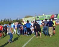 AMATÖR KÜME - Maçın Hakemi Futbolcunun Hayatını Kurtardı