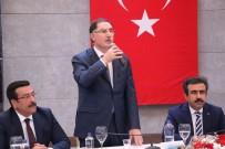 Malkoç Açıklaması 'Kamu Denetçiliği Kurumu'nun Görevi Devlet İle Vatandaş Arasında Çıkan Sorunları Çözmektir''