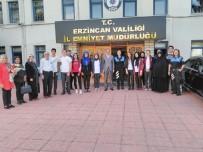 TOPLUM DESTEKLI POLISLIK - Öğrenciler Çanakkale Ve İstanbul'u Gezdi