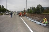 KARADENIZ SAHIL YOLU - Ordu'da Selin Yıktığı Köprü Trafiğe Açıldı