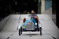 ELEKTRİKLİ ARAÇ - (Özel) Bursa'da Elektrikle Çalışabilen Araç Üretildi