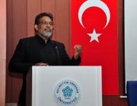 AHMET KELEŞOĞLU - Prof. Dr. Waghid NEÜ'de İslam Dünyasındaki Eğitimi Ele Aldı