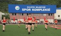 MEHMET ALI ÇALKAYA - Ritmik Cimnastikçiler Balçova'da Yarışacak