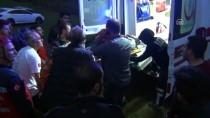 TOYOTA - Sakarya'da Arazi Aracı Yoldan Çıktı Açıklaması 3 Yaralı
