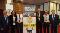 DİVAN BAŞKANLIĞI - Semra Şener TGF Yönetim Kurulu'nda