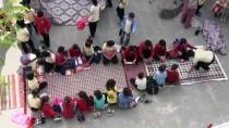 Siirt'te Bin 200 Öğrenci Aynı Anda Resim Çizdi