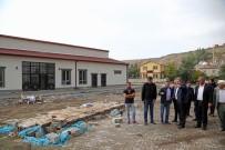 ENERJİ SANTRALİ - Talas Belediyesi Süleymanlı Mahallesi'ne Sosyal Tesis Yapacak
