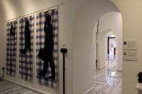AFRİKALI - Tarihi Hamam Sanat Merkezi Oldu