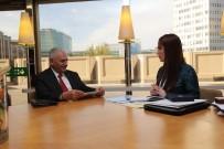 CENEVRE - TBMM Başkanı Yıldırım, Parlamentolararası Birlik Başkanı İle Görüştü