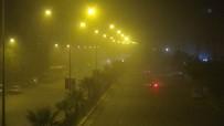 VİRANŞEHİR - Toz Bulutu Şanlıurfa'yı Esir Aldı