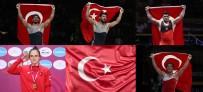 GÜREŞ TAKIMI - Türkiye'yi Temsil Edecek Güreşçiler Belli Oldu