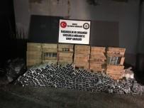 KAÇAK SİGARA - Van'da 19 Bin 850 Paket Kaçak Sigara Ele Geçirildi