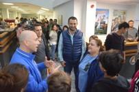 SİNEMA SALONU - Vizyon Filmleri Sarayköy'de Seyirci İle Buluştu