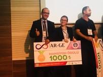 GAZIOSMANPAŞA ÜNIVERSITESI - Yerli İmplant Projesine Ödül