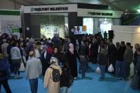 İÇLİ KÖFTE - Yeşilyurt Belediyesi, Malatya Tanıtım Günlerine Damga Vurdu