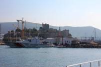 İSTANKÖY - 12 Mülteci Deniz Ortasında Yakalandı