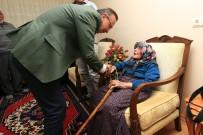 ATATÜRK - 97 Yaşındaki Emine Gürer Belediye Başkanı Seçen'e Atatürk Şiiri Okudu