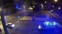 KURAL İHLALİ - Adıyaman'daki Trafik Kazaları KGYS Kameralarına Yansıdı