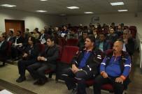 İL JANDARMA KOMUTANLIĞI - AFAD Erzurum'da (KBRN) Farkındalık Eğitimi