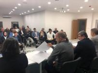 DİSİPLİN KURULU - AK Parti Ana Kademe Yönetim Kurulu Toplantısı Yapıldı