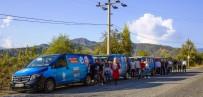 YEREL SEÇIM - AK Parti Aydın'da Alana İndi, Yerel Seçim Hareketi Başladı