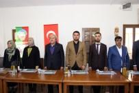 SELIM YAĞCı - AK Parti Gençlik Kolları İlçe Dayanışma Toplantısı Yapıldı