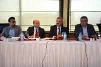 BASIN KARTI - AK Parti Milletvekili Nasır, Basının Sorunlarını Dinledi, Söz Verdi