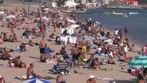 ALI ÇETIN - Altınkum Yaz Sezonunu Aratmadı