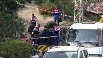 Amasya'da Traktör Devrildi Açıklaması 1 Ölü