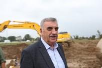 İSMAİL KARAKULLUKÇU - Arifiye'ye Yeni Giriş Yolu Yapılmaya Devam Ediyor