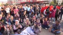 OTURMA EYLEMİ - Aydın'da JES Yapımına Tepki