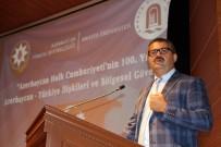 DOĞALGAZ BORU HATTI - Azeri Büyükelçi İbrahim Açıklaması 'Azerbaycan'ın Türkiye'ye Yatırımları 20 Milyar Dolara Çıkacak'