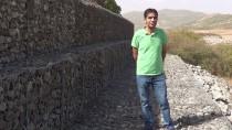 KEMAL ŞAHIN - Baraj Suyu Çekilince Höyük Ortaya Çıktı