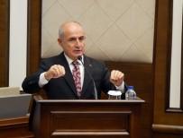 AHMET ŞAHIN - Başkan Akgün Açıklaması 'Bütçeler Bizim Namusumuz, Şerefimiz, Onurumuzdur'