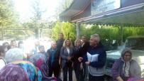 GÜLÜÇ - Başkan Demirtaş Bayanları Eskişehir Gezisine Uğurladı