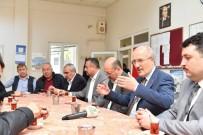 Başkan Kafaoğlu Açıklaması 'Nakliye Ekonominin Can Damarı'