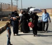 Bayram İçin Ülkesine Giden Suriyelilerin Dönüşleri Sürüyor