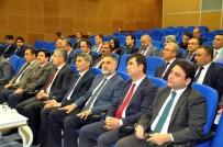 İSMAIL USTAOĞLU - Bitlis'te 'İl Koordinasyon Kurulu' Toplantısı