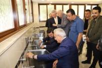 Boyacılar Camii Sosyal Tesisinin Açılışı Yapıldı