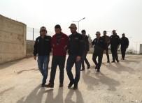 Çankırı'da DEAŞ Operasyonu Açıklaması 6 Iraklı'ya Gözaltı