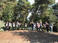 CEMİL MERİÇ - Cemil Meriç Öğrencileri Ekopark'ta