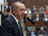 GRUP TOPLANTISI - Cumhurbaşkanı Erdoğan'dan 'emeklilikte yaşa takılanlar' açıklaması