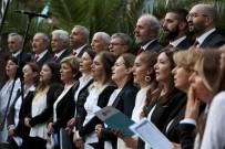 KÜÇÜKYALı - Cumhuriyet Korosu'ndan Muhteşem Konser