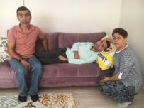 KÖK HÜCRE TEDAVİSİ - DMD Hastası Genç Tedavi Olmayı Bekliyor
