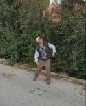 ÇEKIM - Drone Gören Yaşlı Adamın Komik Tepkisi