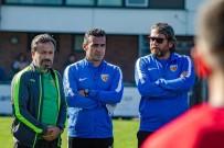 FRANKFURT - E.Y. Malatyaspor, Frankfurt'ta Futbolcu Seçmeleri Yaptı